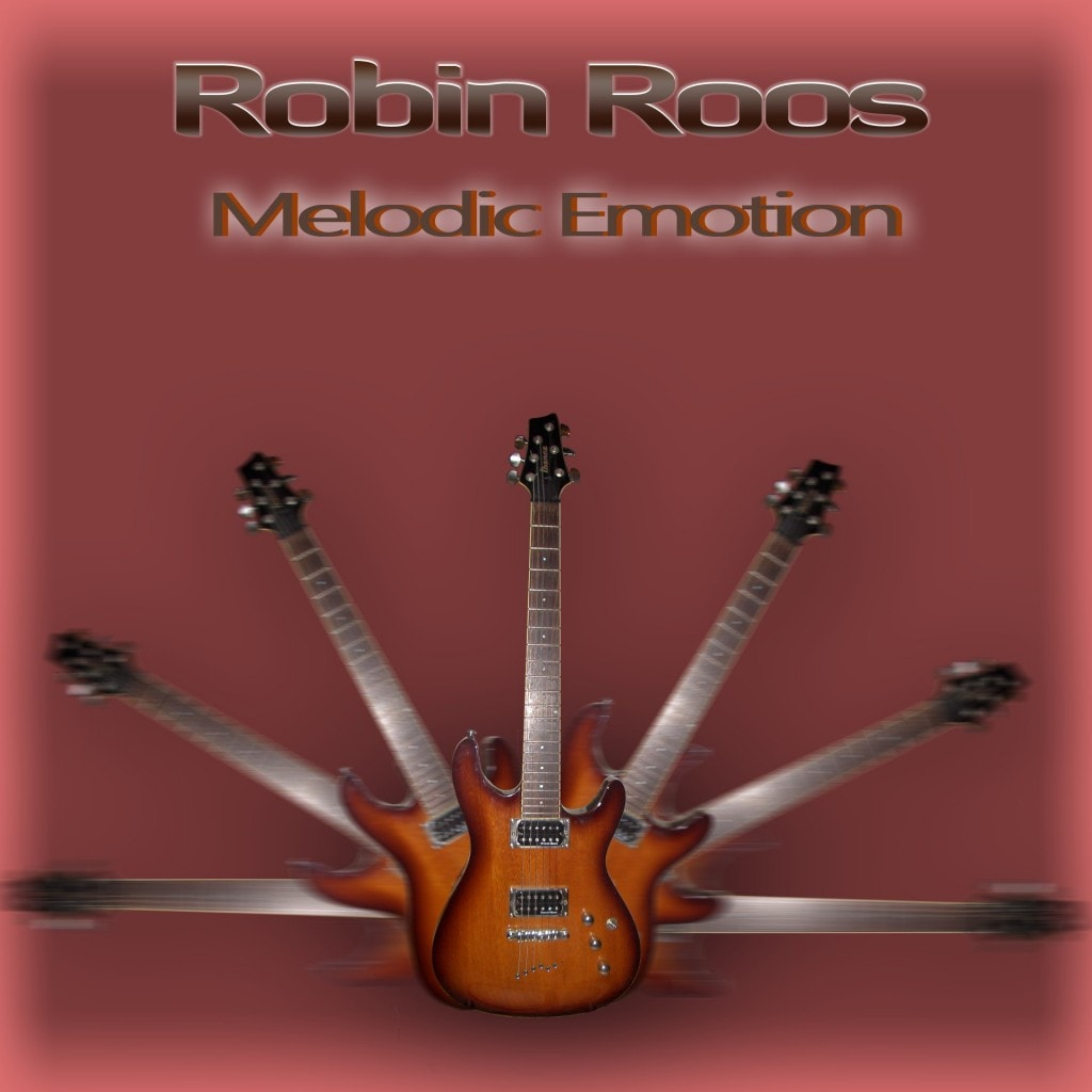 Robin Roos - Melodic Emotion cover